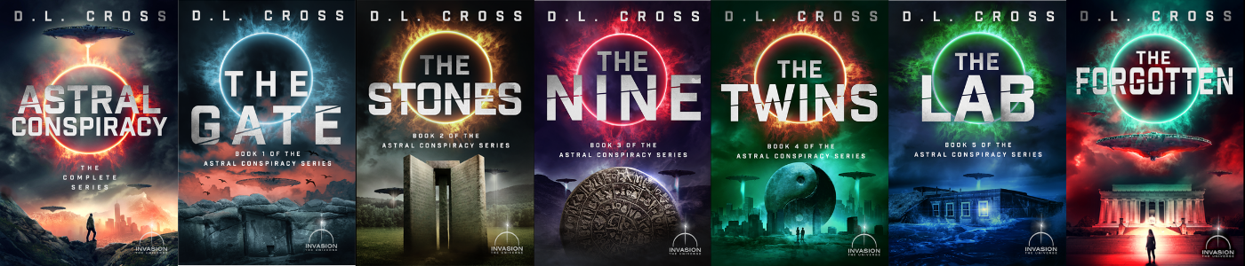 Astral Conspiracy Covers