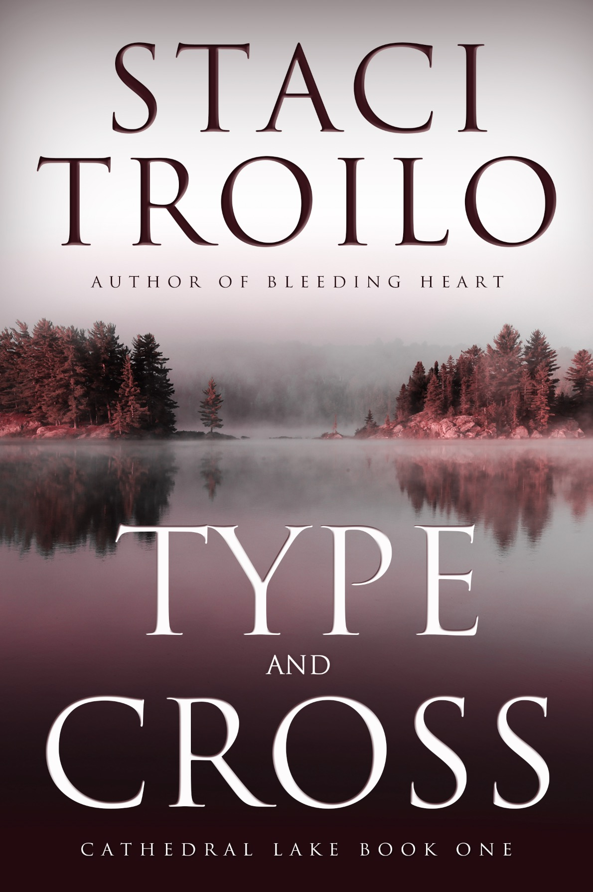 Type and Cross cover